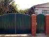 Ворота  общий вид