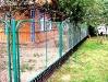 Забор сетчатый
